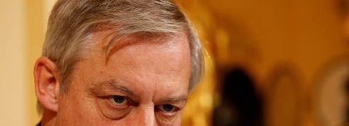Le gouverneur de la Banque de France craint un «coup de tonnerre sur les marchés financiers»