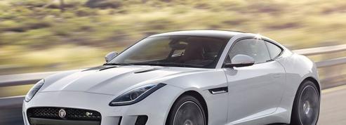 Jaguar F-Type Coupé, la renaissance de la Type E