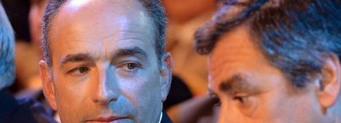 A Cannes, Fillon demande le soutien de Copé pour son candidat