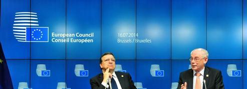 Les Vingt-Huit échouent à s'entendre sur la relève de l'exécutif européen