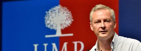 À la Mutualité, Le Maire prépare un meeting sur les talons de Sarkozy