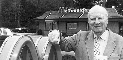 Pourquoi McDonald'ss'appelle McDonald's