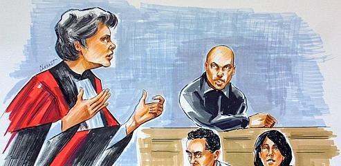 Guy Georges, le procès d'un tueur en série