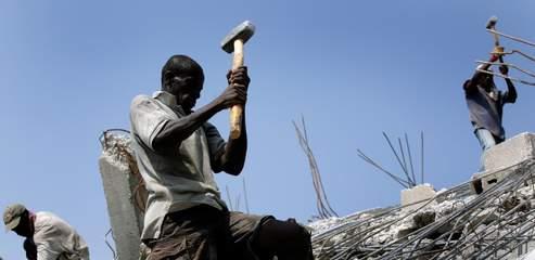 Haïti voit la reconstruction comme un nouveau départ
