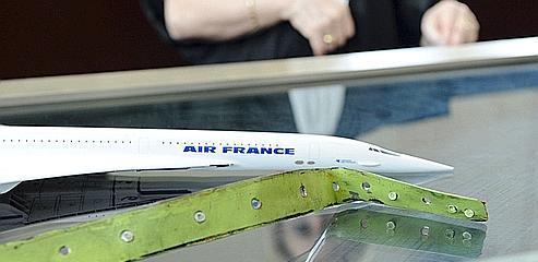 Continental jugée responsable du crash du Concorde