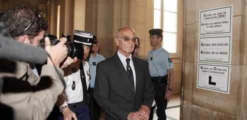 Rondot : Villepin n'a pas «monté de complot»