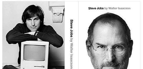 Une biographie officielle de Steve Jobs comme testament