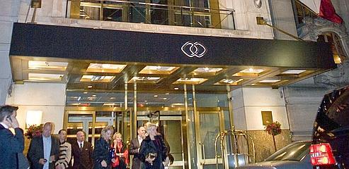 Affaire DSK : la passagère d'une berline recherchée