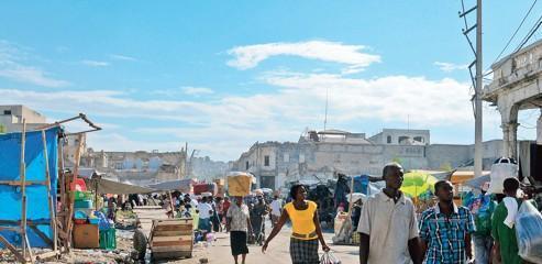 Haïti : la lente reconstruction de Port-au-Prince