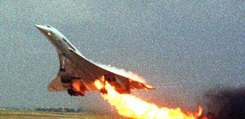 Crash du Concorde: relaxe pour Continental Airlines