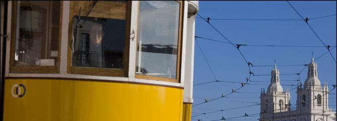 Lisbonne, un tramway nommé plaisir