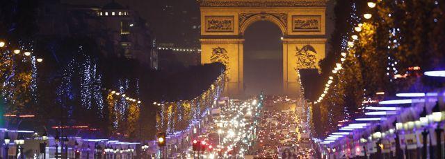 Paris, Reims, Alsace: Vive Noël !