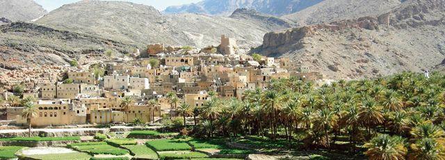 Dans les secrets d'Oman