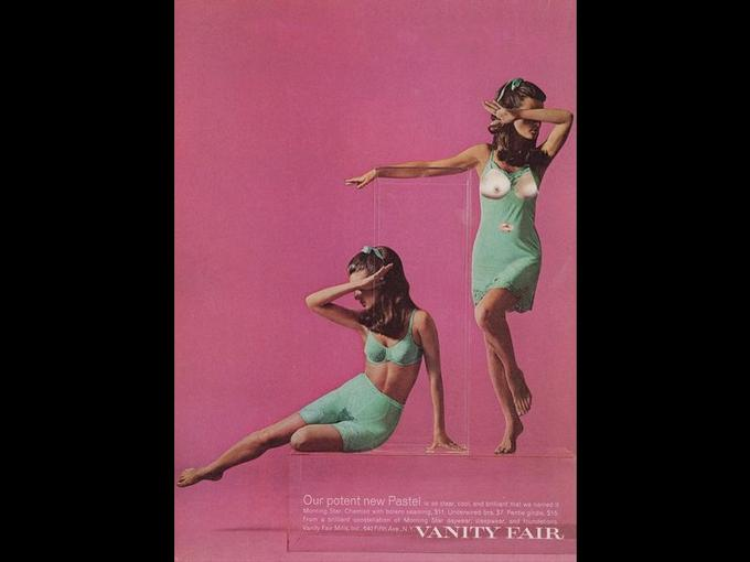 Transparent Box, or Vanity Fair de la série: Body Beautiful, or Beauty Knows No Pain, (1966-1972)
