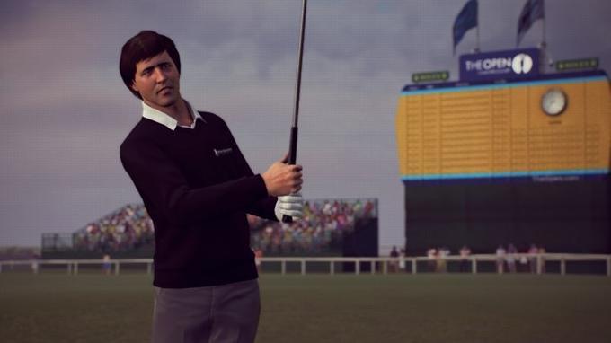Tiger Woods PGA Tour 14 propose de revivre quelques-uns des coups les plus célèbres de l'histoire du golf.