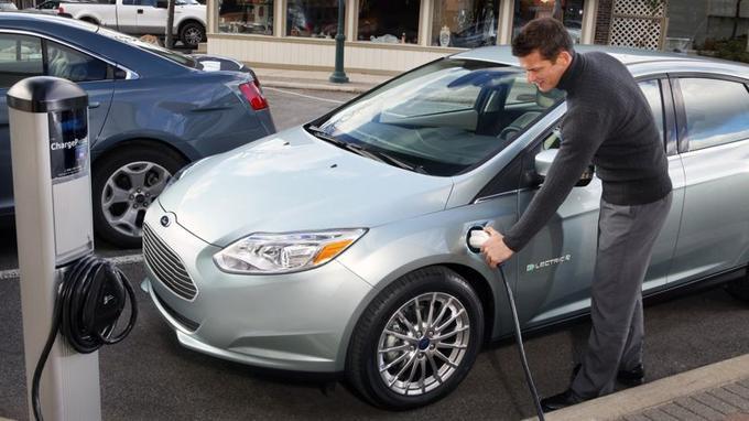 La Ford Focus Electric est commercialisée depuis 2011 aux Etats-Unis.