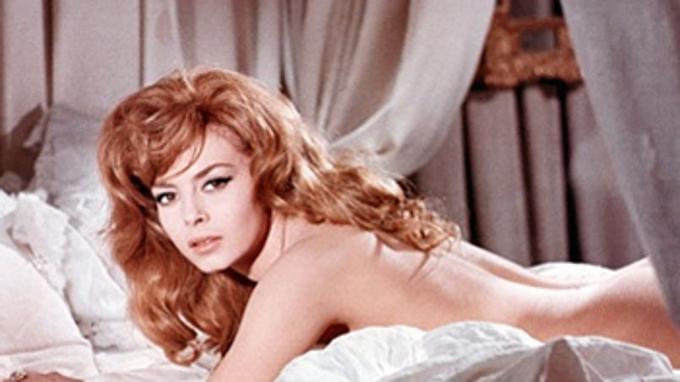 Michèle Mercier, l'inoubliable première Angélique immortalisée par le réalisateur Bernard Borderie, en 1964.
