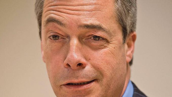 «Ces élections européennes sont les plus importantes de l'histoire» estime Nigel Farage, le leader de l'Ukip.