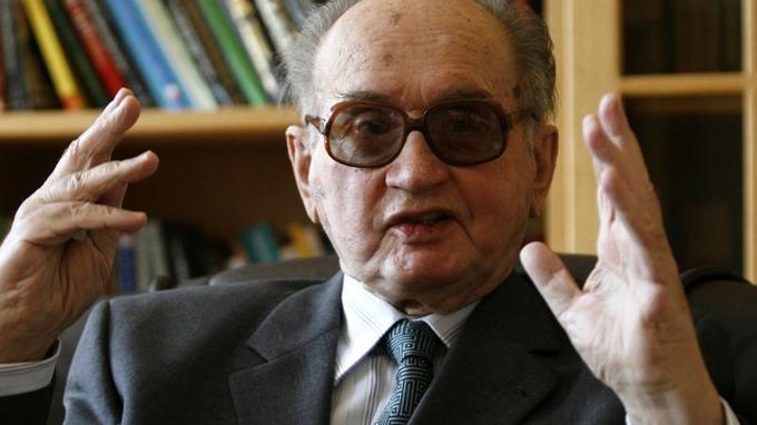 Wojciech Jaruzelski, en 2008. Il mettait alors en garde l'Occident contre l'intégration trop rapide des ex-membres du Pacte de Varsovie à l'Otan.