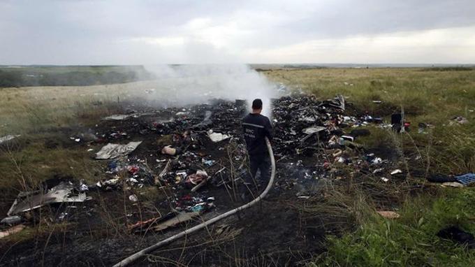 Le crash du vol MH17 de la Malaysia Airlines a fait 298 victimes.