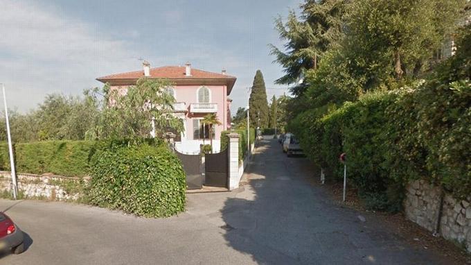 La villa Beluga louée à la rectrice Claire Lovisi, en poste depuis 2010. Crédits photo: Google maps.