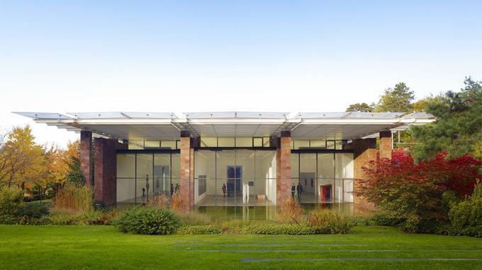 Renzo Piano est l'architecte qui a conçu la Fondation Beyeler. Crédits photo: Mark Niedermann.