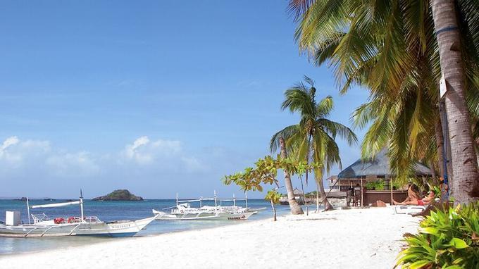 Malapascua Beach. (Cebu)