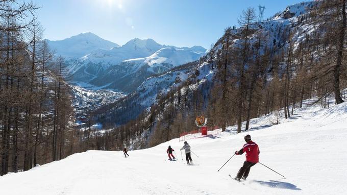 Site historique du Critérium de la première neige, la piste OK sera le rendez-vous des dames les 20 et 21 décembre prochains.
