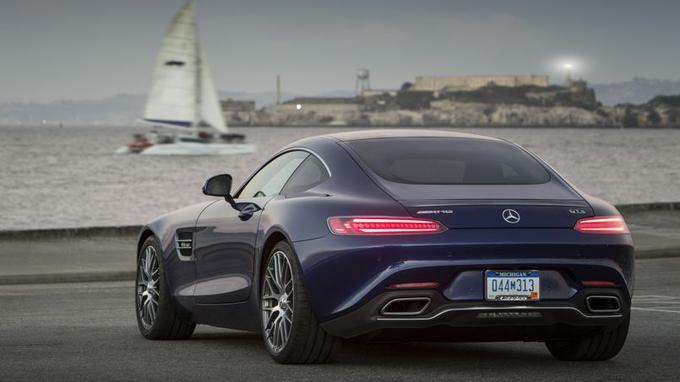 Les stylistes de Mercedes-AMG signent là l'une de leurs plus belles créations.