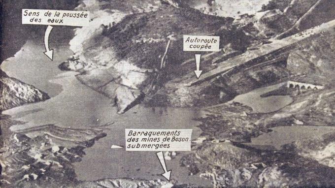 Plan paru dans Le Figaro du 5-6 décembre 1959.