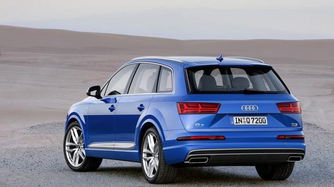 Il y aura uniquement deux V6, un essence et un diesel, au lancement en juin prochain.