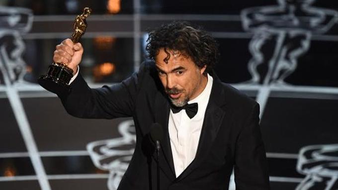 Le film «Birdman» d' Alejandro Iñarritu a tout raflé à la cérémonie des Oscars, remportant notamment le prix du meilleur réalisateur.