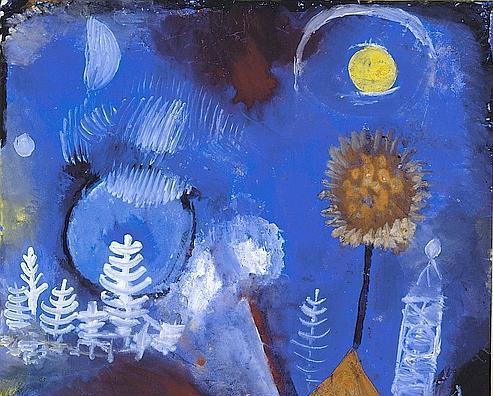 Paul Klee Le Peintre Poete