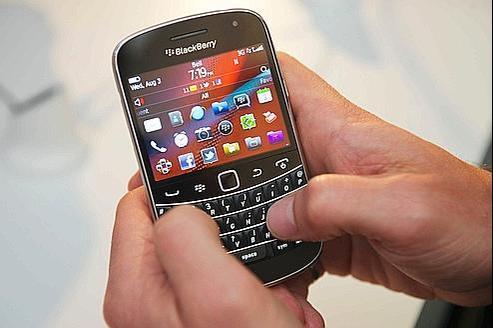 BlackBerry rencontres groupes