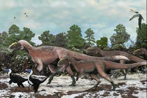 Dinosaure Chine Gros En Plus À Le Découvert Plumes dQeCBoErxW