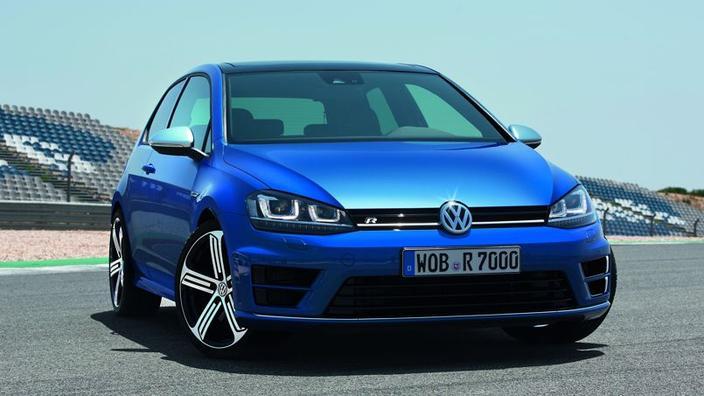 Volkswagen Golf R, pour faire parler la poudre
