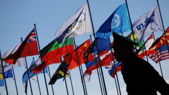 Los Juegos Olímpicos de Sochi se abren el viernes.'ouvrent vendredi.