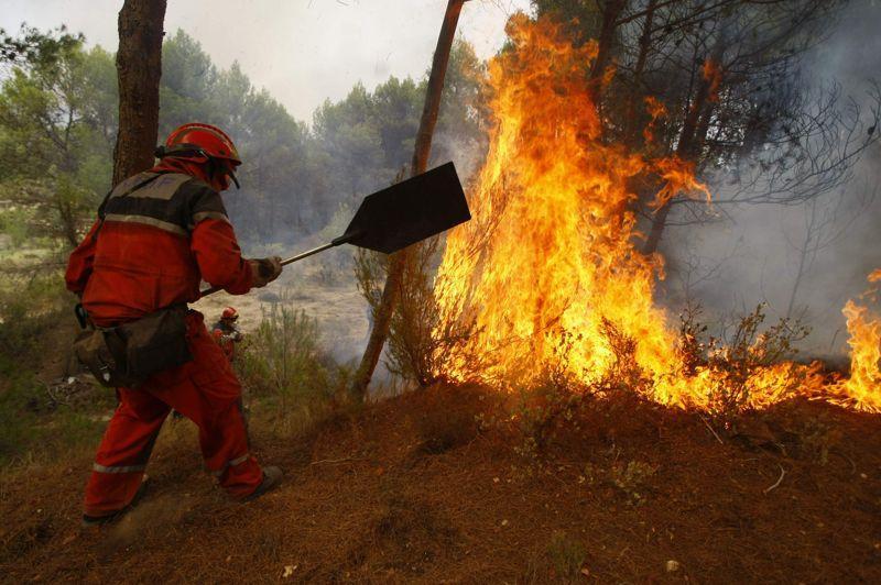Les incendies continuent de ravager la forêt espagnole. Des milliers d'hectares sont partis en fumée ce week-end, notamment dans l'archipel des Canaries et dans la région d'Alicante, au sud-est du pays.