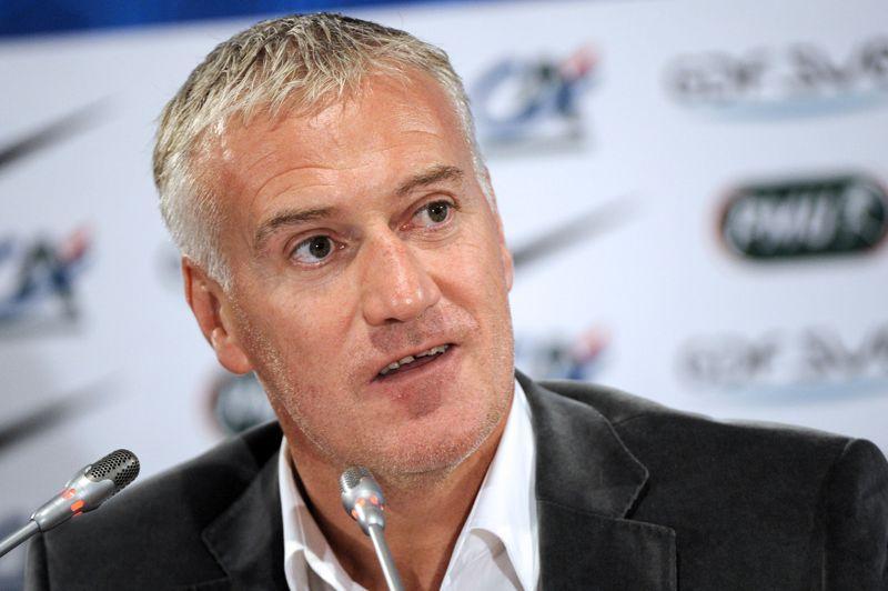 <b>Didier Deschamps -</b> L'ex-entraîneur de Marseille est actuellement le plus exposé aux feux des projecteurs. Pour cause: il a pris en juillet dernier la tête de l'Équipe de France de football, avec la difficile tâche de redorer sportivement et moralement le blason des Bleus.