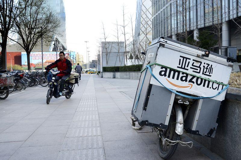 Indétrônable. Le site Amazon, a généré <b>62 milliards d'euros, soit environ 7000 euros par seconde, </b>selon le <a href=