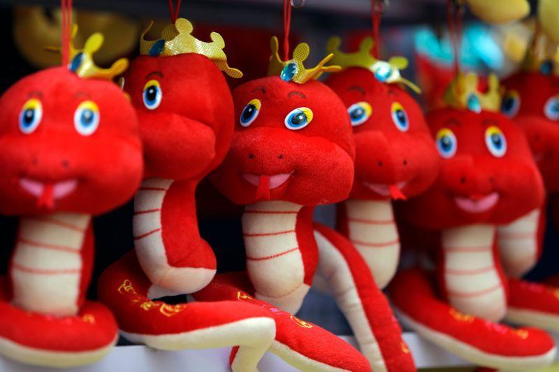 L'année du Serpent démarre ce 10 février. Dans le calendrier chinois, le serpent est associé à l'Eau: cette année pourrait amener son lot de catastrophes, mettent en garde les astrologues, très écoutés en Asie.