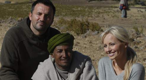 adriana karembeu en ethiopie gratuitement