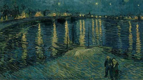Van Gogh - «Peindre la lumièredans l\'obscurité»