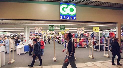 529730d91ef Go Sport se lance dans le discount de chaussures
