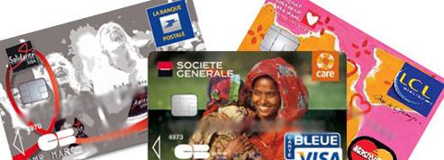 Et Lucratives Bancaires Cartes Caritatives Généreuses