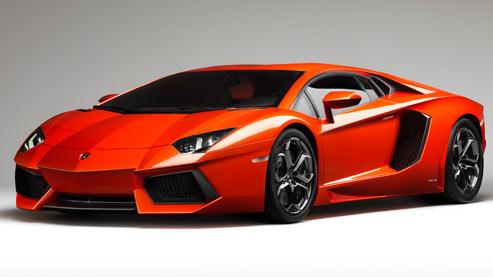Lamborghini Aventador L Empreinte Carbone
