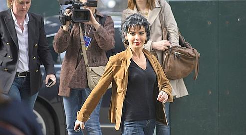 Rachida Dati menacée à Paris