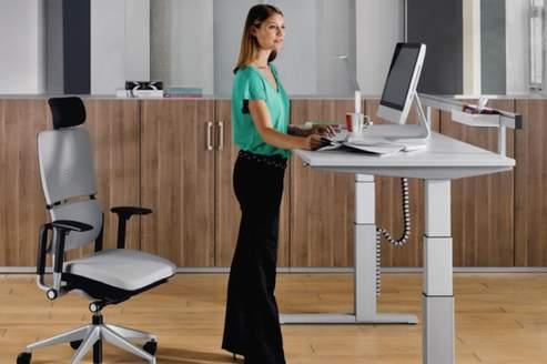 Quelle hauteur de bureau pour travailler debout modèles de