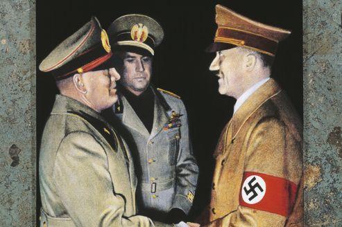 Rencontre entre Mussolini et Hitler au Brenner - Vidéo pharmacie-montblanc-chamonix.fr