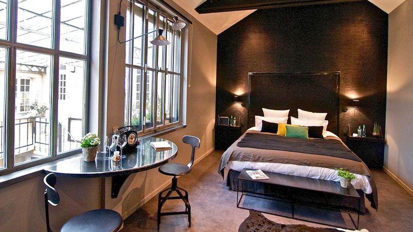 Bourgogne nos plus belles chambres d 39 h tes - Chambre d hote montrond les bains ...